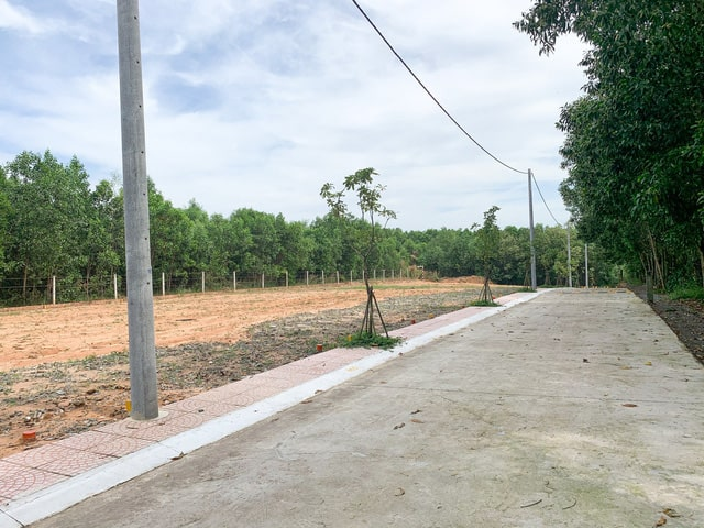 Đất nền dự án Nhơn Trạch