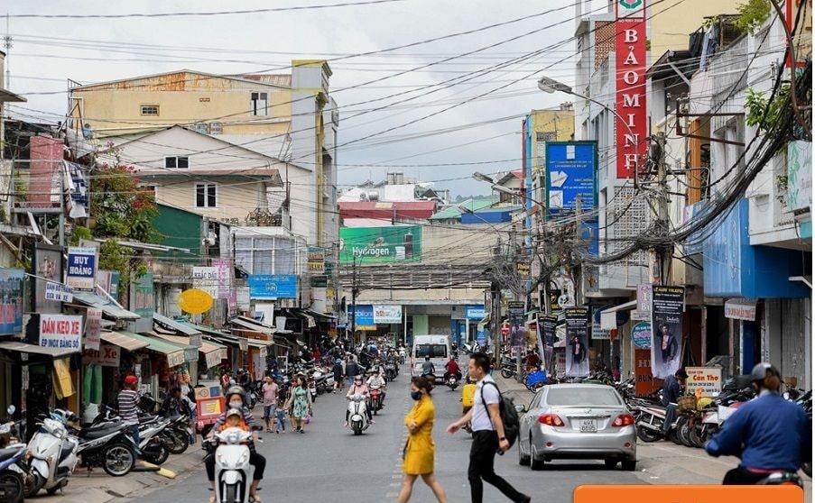 Giá bất động sản Thành phố Đà Lạt