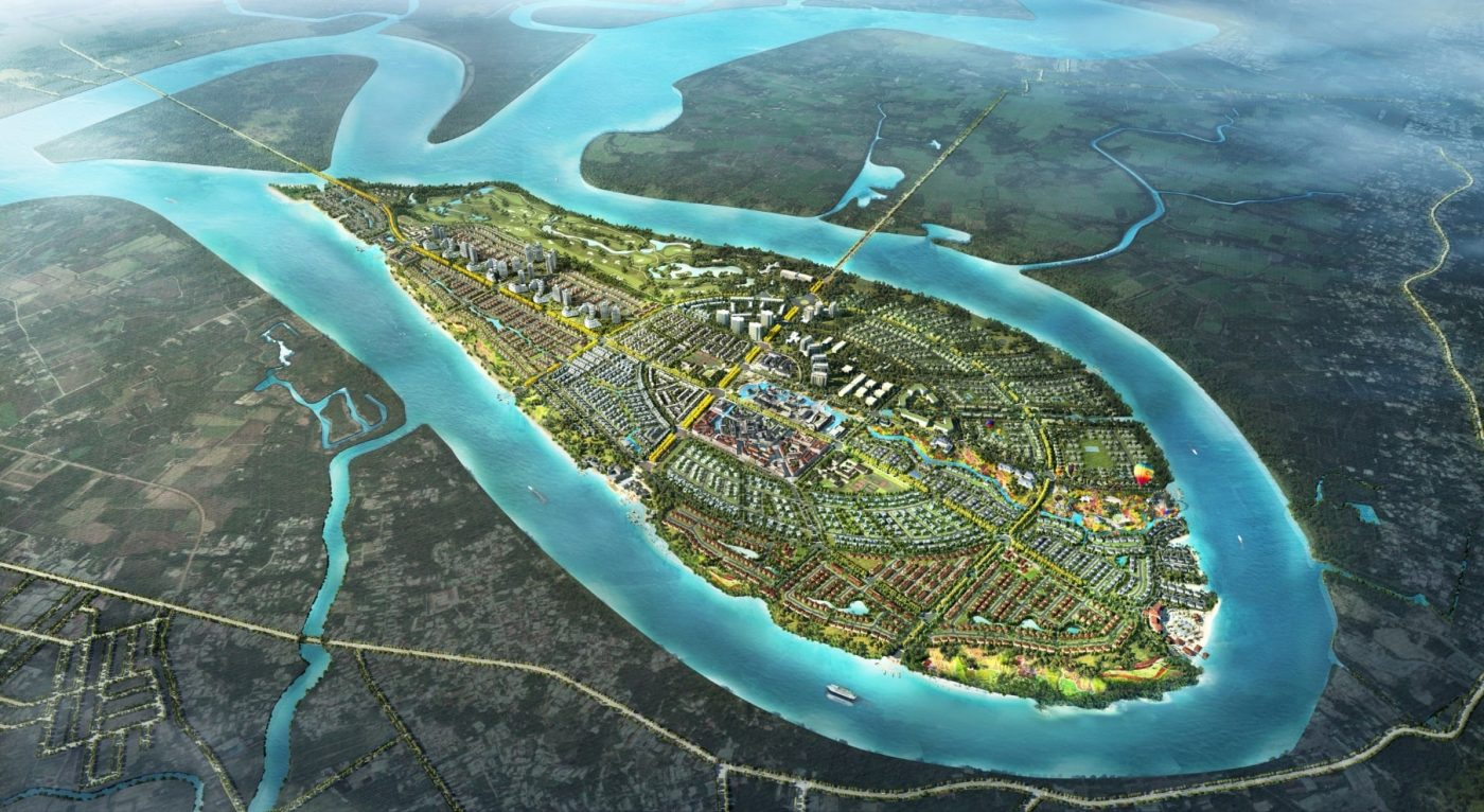 Khu đô thị SwanBay Nhơn Trạch